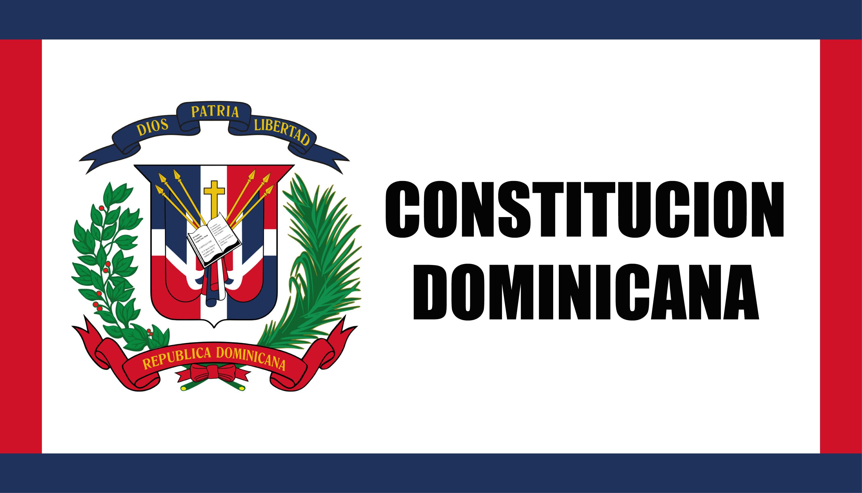 constitucion dominicana