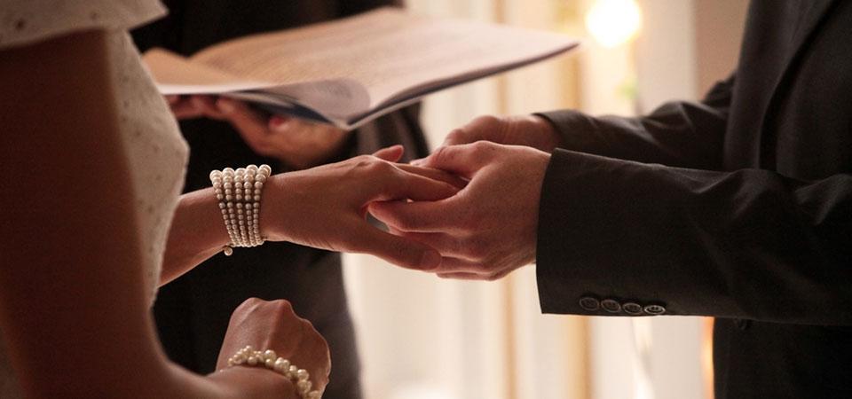 boda por civil