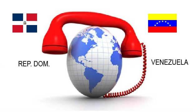 Como llamar a venezuela desde republica dominicana
