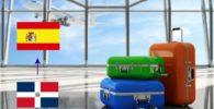 Como viajar a España desde República Dominicana