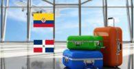 como viajar a colombia desde Republica Dominicana