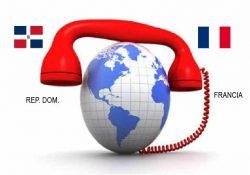 Como llamar a Francia desde republica dominicana