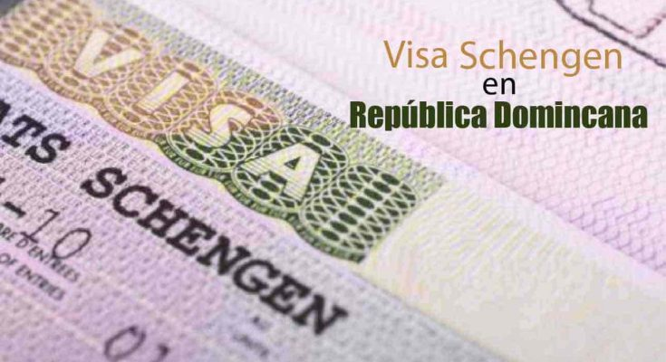 visa schengen para dominicanos