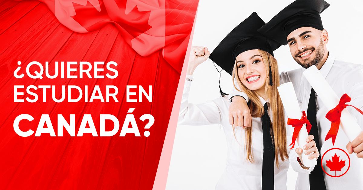 visa estudiante canada